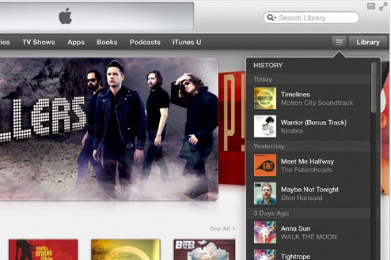 iTunes 11 iTunes Store