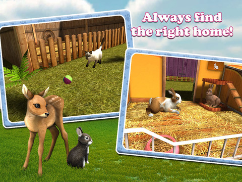 Petworld 3D iPad