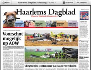 haarlems-dagblad-voorpagina