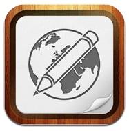 writing kit icoon