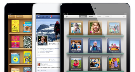 iPad mini apps iPadclub.nl