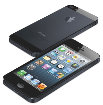 iPhone 5 header