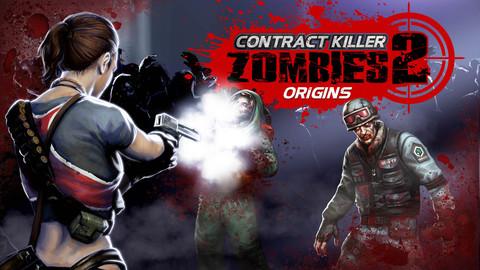 Contract Killer 2 Zombies header