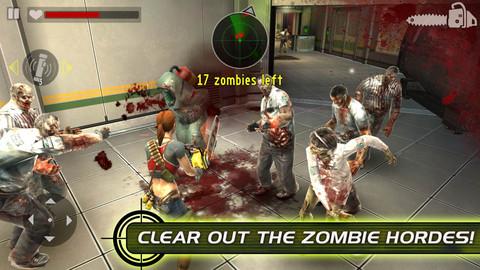 Contract Killer Zombies 2 shootout