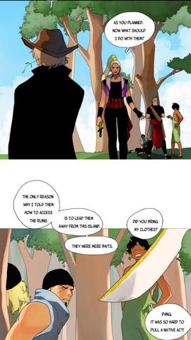 Tapastic stripverhaal