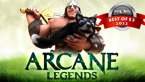 Arcane Legends 1