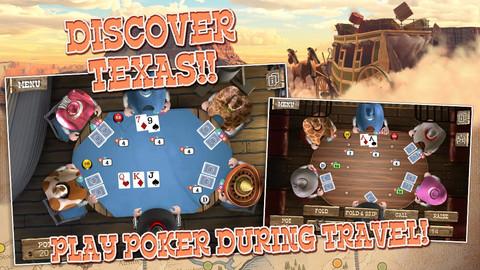 GU DO Governor of Poker 2 iPhone