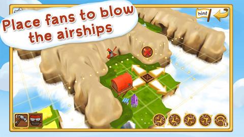 Kings Can Fly molens plaatsen