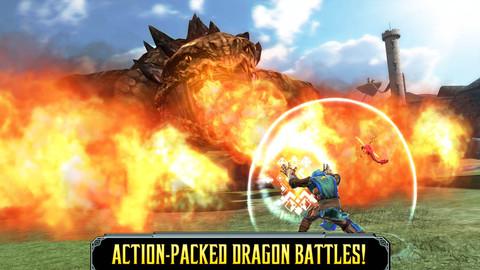GU WO Dragon Slayer iPhone