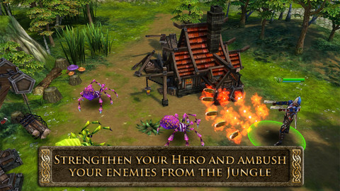 GU WO Heroes of Order and Chaos iPhone