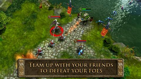 GU WO Heroes of Order and Chaos screenshot