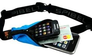 spibelt iphone blauw