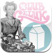 Club Geluk's Boodschappenlijst iPhone iPod touch iPad