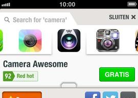 Appsfire header iPhone iPad