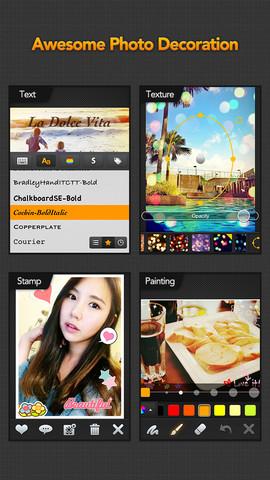 PicsPlay Pro decoratie