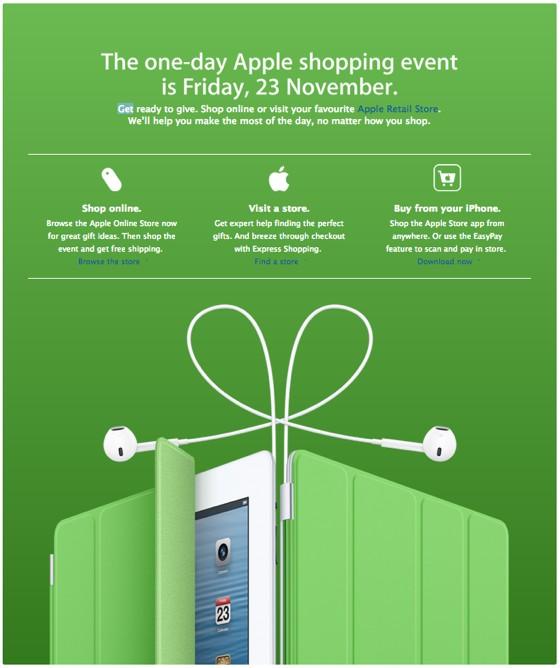 Apple-Announces-Black-Friday