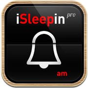 iSleepin iPhone iPod touch wekker-app