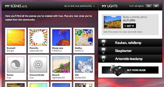 meethue.com portal