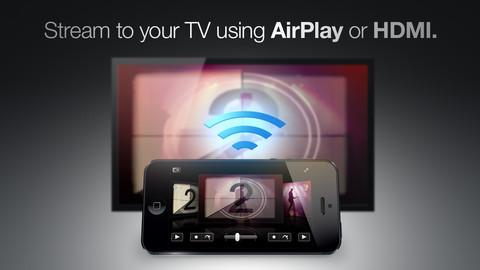 Vjay Airplay mogelijkheid iPhone