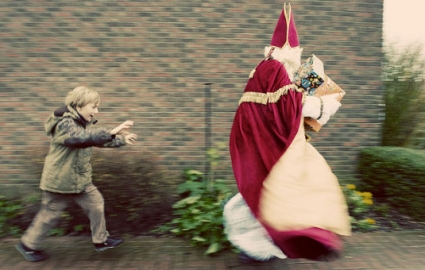 Sinterklaas-workshops