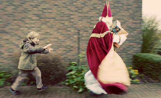 Sinterklaas-workshops