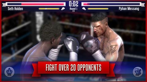 GU DO Real Boxing iPhone header