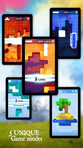 Dream of Pixels speltypes