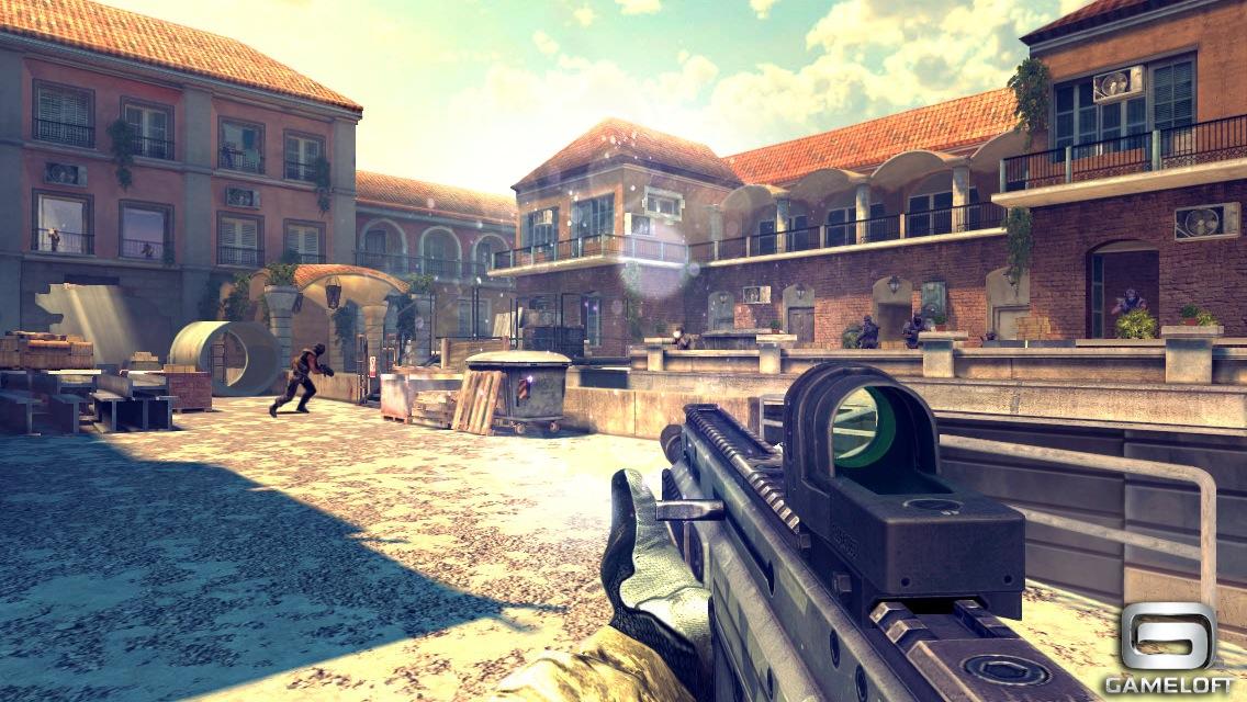 GU WO Modern Combat 4 Zero Hour screenshot