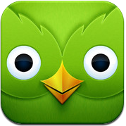 Duolingo taal leren met gratis iPhone-app