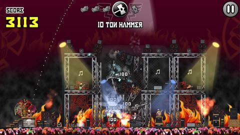 GU DI BattleBand iPhone iPod touch screenshot