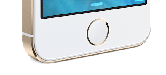 Touch ID homeknop