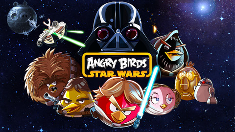 GU VR Angry Birds Star Wars iPhone iPod touch