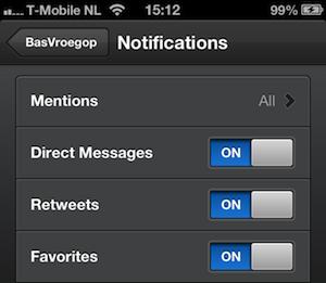 Tweetbot push