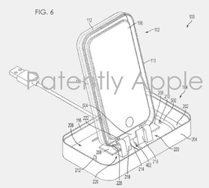 iPhone dock verpakking