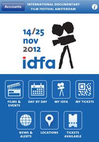 idfa-openingsscherm