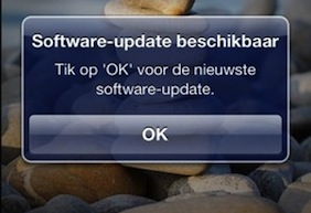 Software-update spotlight