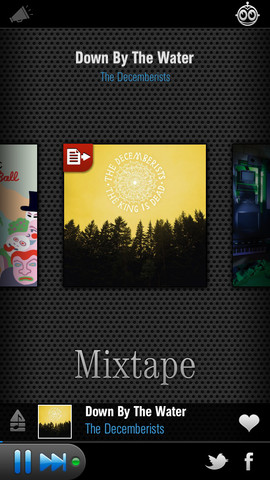 Band of the Day mixtape