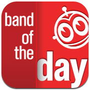 Band of the Day 3.0 iPhone iPad