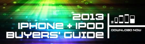 iLounge Buyers Guide