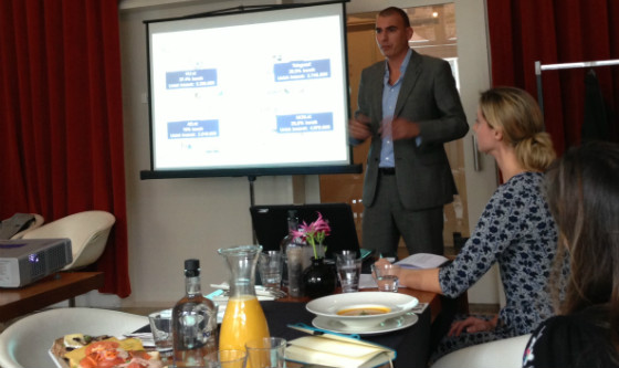 NU.nl presentatie nieuwe iPhone app