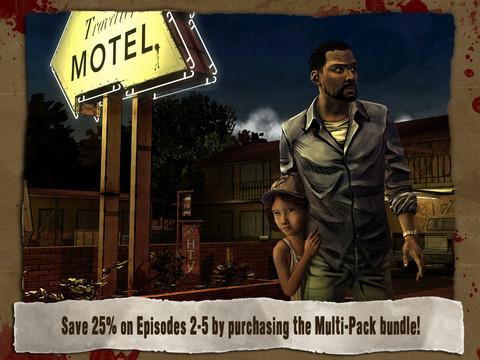 Beste iPad-apps 2012 Walking Dead The Game