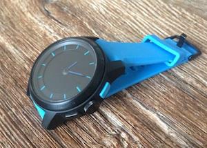 cookoo horloge blauw