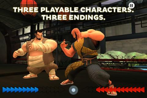 GU VR Karateka screenshot
