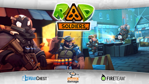 GU DO header RAD Soldiers universeel