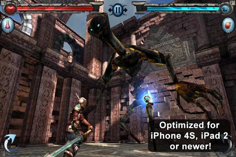 Beste iPhone-games 2012 Horn