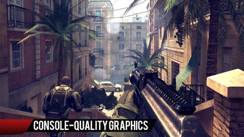 Beste iPhone-games 2012 Modern Combat 4