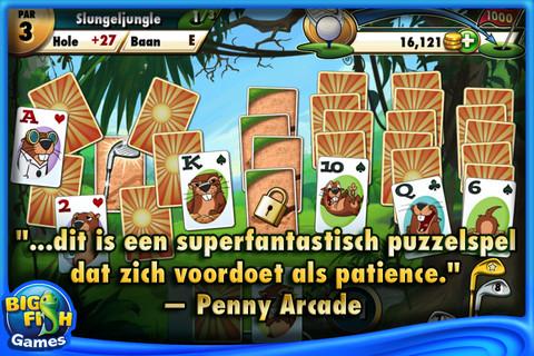 Beste iPhone-games Fairway Solitaire