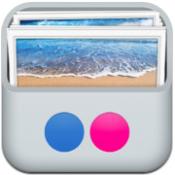 FlickStackr for Flickr foto's beheren op iPhone iPad