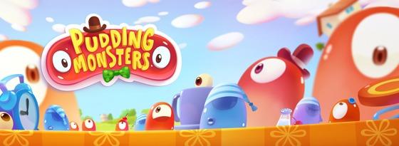 GU VR Pudding Monsters header