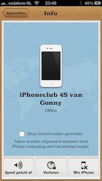 iphone zoeken